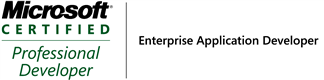 Microsoft Certified: Enterprise Application Developer