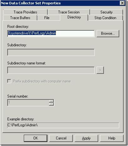 how to open etl log files