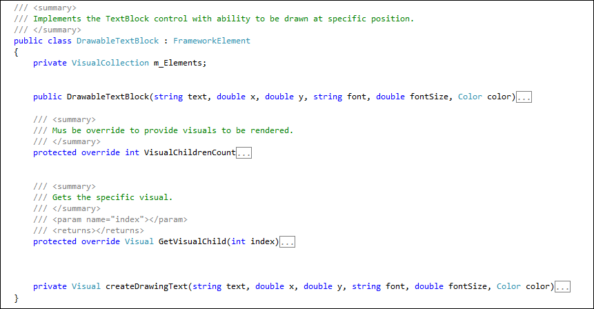 How to draw TextControl in WPF? - Damir Dobric Posts - developers de