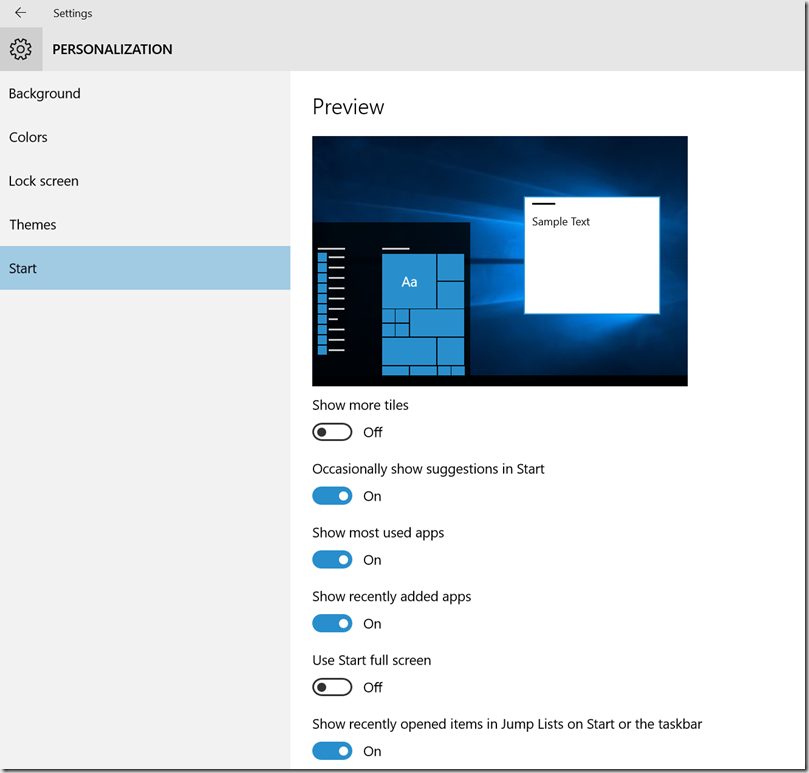 How to enable Windows 10 Start Button? - Damir Dobric Posts