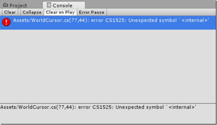 Error (-2147483645 (0x80000003)when deploying hologram