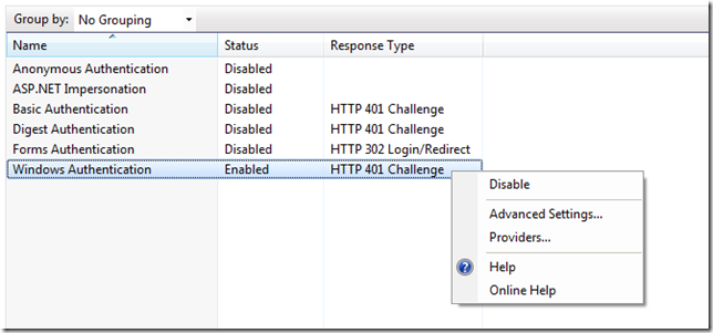 install iis 7 digest authentication