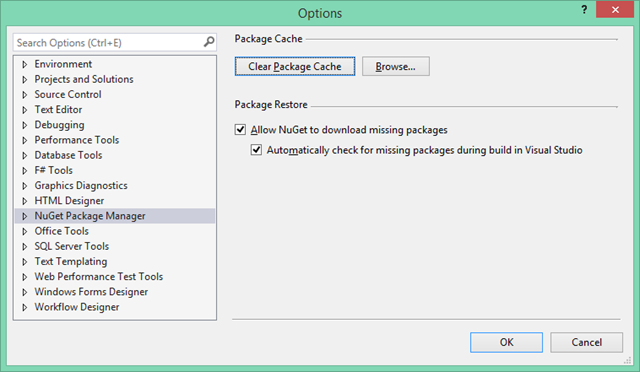 Force Nuget to download all packages again - Holger's Blog