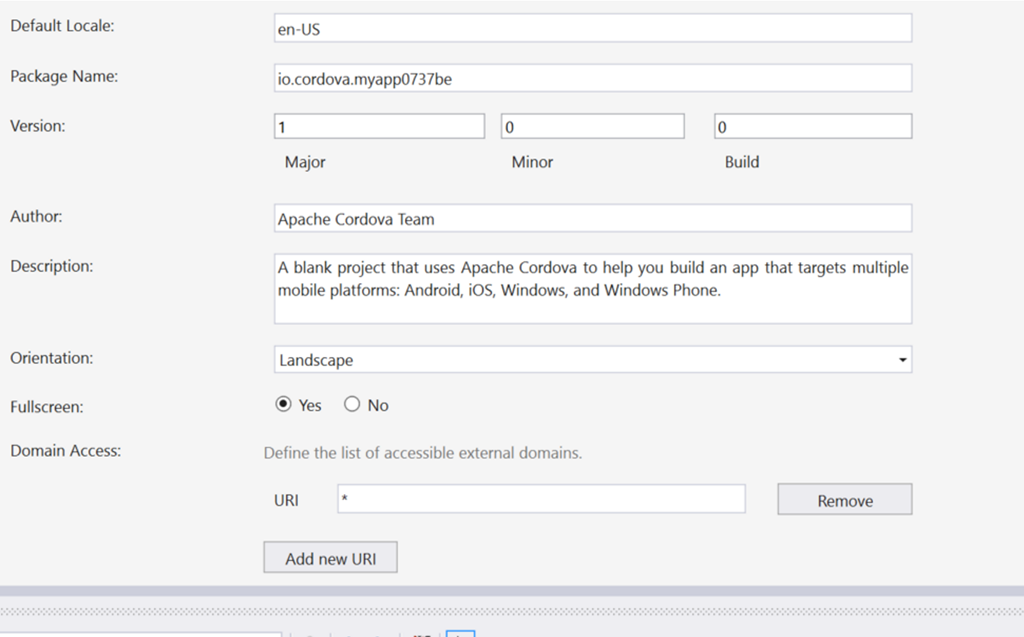 Hiding notification bar for Android Apps using Visual Studio tools